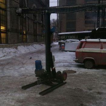 МГБУ 380V 4кВт передвижная
