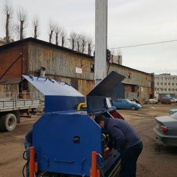 МГБУ ИНФ-25 на гусеничном шасси