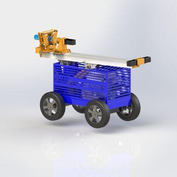 МГБУ ИНФ-100 на колесах